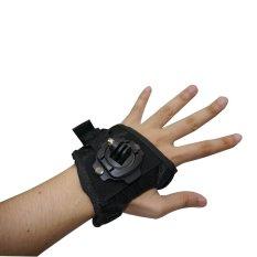 BZ BZ126.360 Degree Rotation Hand Strap Holder For Gopro Hero (Black)