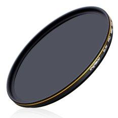 CACAGOO 77mm ND1000 Filter Neutral Density Ultra Slim Multi-Coated Lens Filter 10 Stop Optical Glass (Intl)
