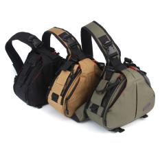 Caden K1 Tahan Air Fashion kasual DSLR kasus kamera bahu bag tas kurir untuk Canon Nikon