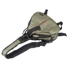 Caden K1 Waterproof Fashion Casual DSLR Camera Bag Case Messenger Shoulder Bag For Canon Nikon Sony Army Green (Intl)