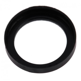 Camera Lens Protective Case Ring Instal For IPhone 6 4.7 (Black)