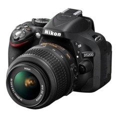 Camera Nikon D 5200 - Hitam