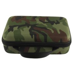 Camouflage Pattern EVA Shockproof Waterproof Portable Case ForGoPro HERO 4/3 + / 3/2 / 1