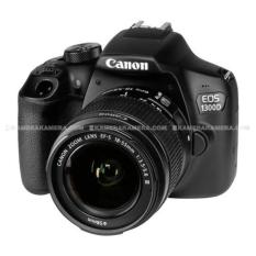 Canon EOS 1300D 18MP (Wi-Fi/NFC) with Lens EF-S 18-55mm III