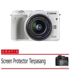 Canon EOS M3 Kit EF-M15-45mm (White)