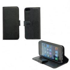 Capdase Apple IPod Touch 5 Folder Case Sider Classic - Hitam