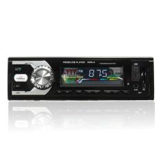 Car Radio Bluetooth 1 DIN In Dash 12V SD / USB IPOD Aux Input FM Stereo Head Unit