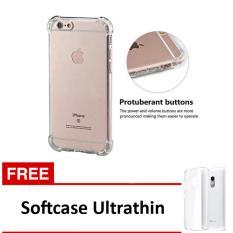 Case Anti Shock Anti Crack Elegant Softcase for Apple Iphone 6 Plus 6s .
