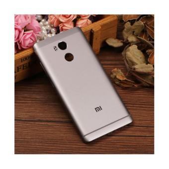 Original Dragon Shockproof Hybrid Case for Xiaomi Redmi Note 3 Pro - Hitam - Gratis Remote