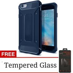 Case Capsule Ultra Rugged Hybrid Armor For Apple iPhone 6 Ukuran 4.7 Inch / Iphone6/ iPhone 6G / iphone 6S TPU Shockproof Anti Slip Soft Back Case ...