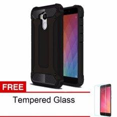 Ipaky Carbon Fiber Shockproof Hybrid Case For Xiaomi Redmi 4x Source CASE TOUGH .