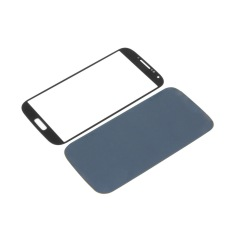 CHEER Front Replacement Screen Glass Lens For Samsung Galaxy S4 I9500 Black (Intl)