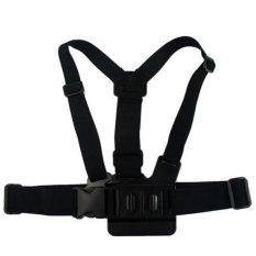 Chest Body Strap Mount Harness Adjustable Belt New For Gopro Hero 2/3 / 3 + / 4