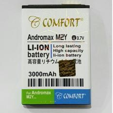 COMFORT Baterai Double Power for Modem Smartfren Andromax M2Y 3000mAh