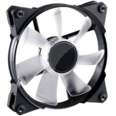 CoolerMaster 12cm PWM Fan JetFlow120 White R4-JFDP-20PW-R1 For Computer Case