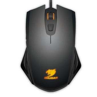 Cougar 200.2000DPI / CPI Professional Esport Gaming 6D Buttons Mouse / Mice LED Light USB Wired