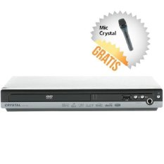 CRYSTAL DVD 555 - DVD Player Portable