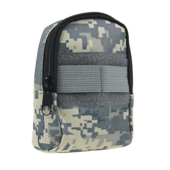 CTO Mini Practical Waist Tactical Camera Phone Accessory Bag ForOutdoor Sports - Intl