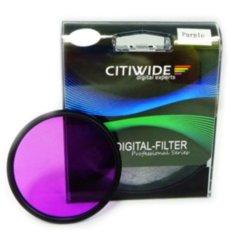 CW 52mm Purple Color Effect Filter
