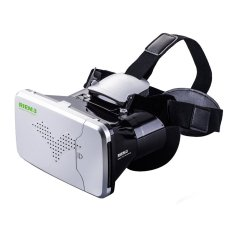 Damura Riem 3 Virtual Reality 3D (VR) Box Cardboard 2 w/ Capacitive Touch