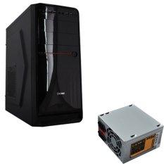 Dazumba Personal Computer Case DE - 263 + Power Supply Dazumba PS - 380W