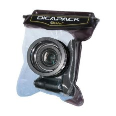 DiCAPac Water Proof Case For DSLR Camera WP-H10