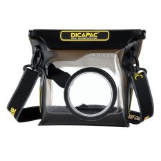 DiCAPac WP-S3 Waterproof Case For Mirrorless Camera - Intl