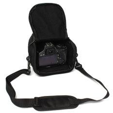 DSLR Digital Camera Shoulder Carry Bag Handbag Case For CanonEOS500.550D (Black)