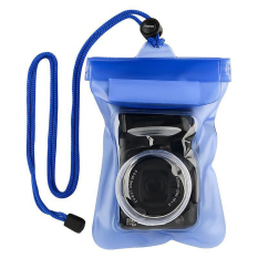 DSLR SLR Camera Waterproof Underwater Housing Case Pouch Dry Bag For Canon (Intl)