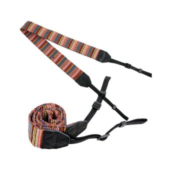 Durable And Comfortable Camera Strap Vintage Shoulder Neck Strap Belt For Nikon Canon Sony Panasonic SLR DSLR ILDC
