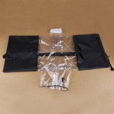Durable Waterproof Rain Cover Dust Protector Rainproof For SLR DSLR Camera (Intl)