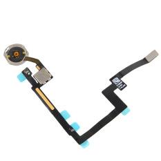 Flex Cable Power Button Key Return Key For IPad Mini 3 (Gold) (Intl)