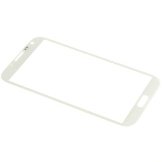 LCD Screen Lens Glass For Samsung Galaxy Note II N7100 (White) (Intl)