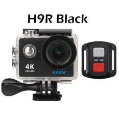 EKEN H9R 4K Action Camera Wifi Sports Cam + Remote Control Shutter - intl
