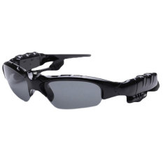 Eozy Fungsi Headset Bluetooth Kacamata Hitam Bicara Cerdas Menjawab Panggilan Stereo Headphone Kacamata Matahari Musik Memainkan