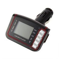 ERA LCD Car MP3 Player Wireless FM Transmitter USB SD TF Card + Remote Control