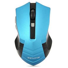 ESTONE E - 231.2.4GHz 1600DPI Wireless Mouse Mice 6 Buttons Lovely Optical Ergonomic Design Mouse For PC Laptop Desktop
