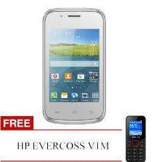 Evercoss A33E - RAM 256 + Free HP Evercoss V1M