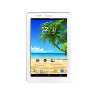 Evercoss AT1A Tablet - Quad Core - Dual Sim - Putih