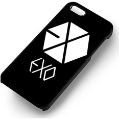 Exo Planet for Iphone 6 and Iphone 6s Case (Black Hardplastic Case) - intl