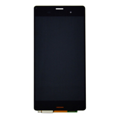 Fancytoy Black LCD Display Touch Digitizer For Sony Xperia Z3 D6603 D6643 D6653 - intl