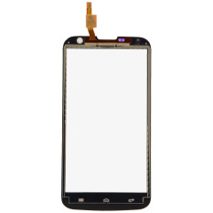 Fancytoy Digitizer Touch Screen Bezel Front Glass Lens For Huawei G730 (Black)