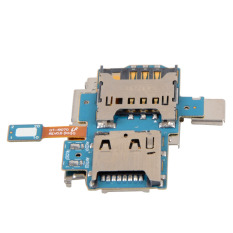 Fancytoy New SD&SIM Memory Card Slot Flex Cable For Samsung Galaxy S Advance I9070