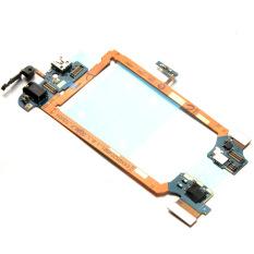 Fancytoy USB Charging Port Headphone Jack Flex Cable For LG G2 D800 D801 D803 D800T - Intl