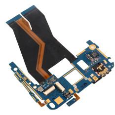 Fancytoy USB Charging Port Mic Headphone Jack Main Flex Cable For HTC G21 XL 315 - Intl