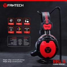 Fantech Gaming Headset Hg 5 Shaco-Hitam