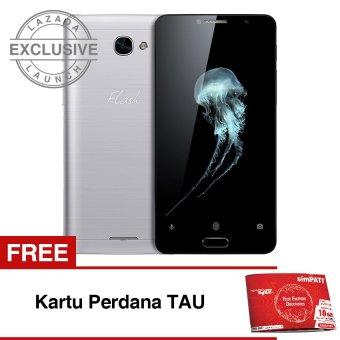 Flash Plus 2 LTE 32GB Ram 3GB - Luna Silver