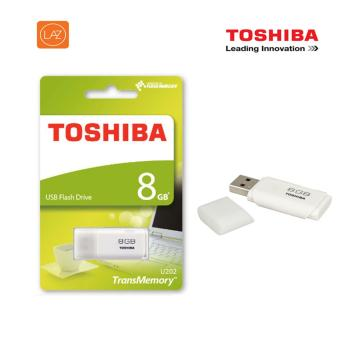 Flashdisk Toshiba Hayabusa 8GB -White