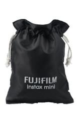 For Fuji Fujifilm Instax Mini 7 7.8 2.50.90 Film Instant Camera Bag (Black)