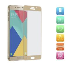 For Samsung Galaxy A9 Pro A9000 A9100 Premium Full 2.5D Cover 0.3mm 9H Tempered